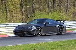 2021 Porsche 911 GT3 Spotted On Video  Geeky Gadgets