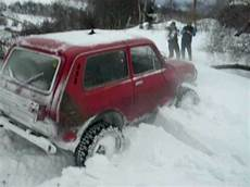 Lada Niva Snow Offroad