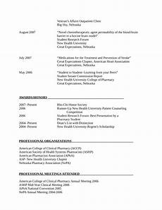 academic research assistant resume template page 3