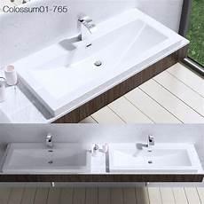 mineralguss waschbecken erfahrung design gussmarmor waschbecken waschtisch mineralguss aufsatzbecken colossum 01 ebay