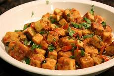 curried tofu recipe honest cooking