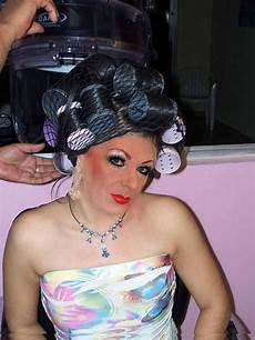 sissy boy in hair rollers 443 best destination emasculation images on pinterest