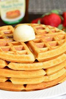 classic buttermilk waffles recipe will cook for smiles