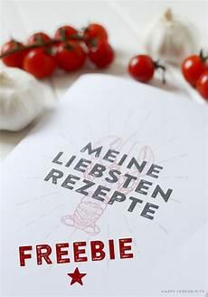rezeptbuch freebie kostenloses rezeptbuch zum ausdrucken