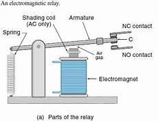electromagnetic relay circuit diagram eee may 2012