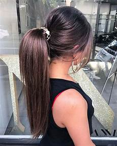 Pony Style For Hair