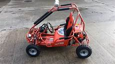 mini buggy 50cc 4 stroke from nitro motors germany