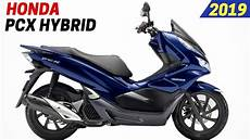 new 2019 honda pcx hybrid scooter top fact features