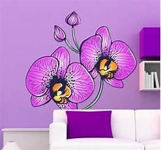 wandtattoo orchidee wandtattoo orchidee tenstickers