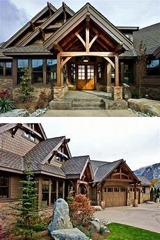 rustic mountain house plans with walkout basement best of