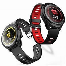 Senbono Circle Touch Screen Wristband by Ui Update Senbono S10 Plus Touch Circle Screen