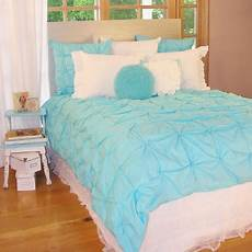 Turquoise Duvet Cover by Turquoise Pin Tuck Duvet Cover By Davenport