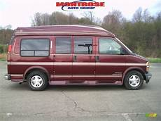all car manuals free 1996 chevrolet express 1500 electronic toll collection 1996 dark toreador red metallic chevrolet express 1500 passenger van conversion 28247363