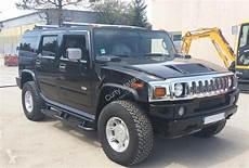Voiture Hummer 4x4 Suv H2 Essence Occasion N 176 1697466