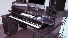 Home Studio Production Desk