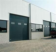 Porte Sectionnelle Porte Industrielle Techni Contact