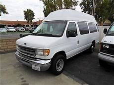 best auto repair manual 2000 ford econoline e250 electronic toll collection purchase used 2000 ford econoline e 250 handicap wheelchair van in fontana california united