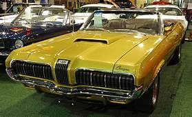 1970 Mercury Cougar XR7 Convertible  Welcome To Cars Of
