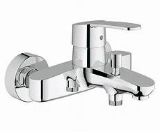 grohe eurostyle cosmo wall mounted bath shower mixer tap