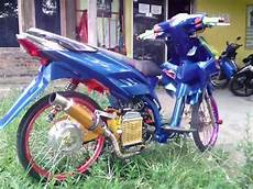 Modifikasi Vario Techno 110 by Modifikasi Vario Techno 110 Terkeren Wow Modif Lu