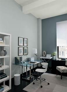 colour a room benjamin gray home offices blue