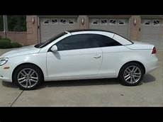 best eos 2008 volkswagen eos 2 0t top convertible for sale see