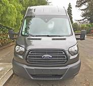 2017 Ford Transit 350 Twin Turbo V6 Cargo Van Why Is It