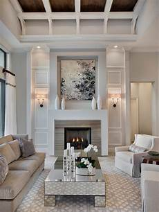 living room fireplace idea houzz