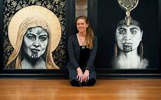 sofia minson sophia sacred mirrors art exhibition koru enterprises
