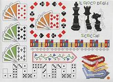 сasino Themed Cross Stitch Cards Images