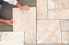 How To Set Outdoor Patio Tile