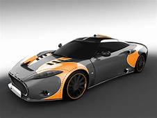 Spyker C8 Aileron LM85 Special Edition Finishes Off A
