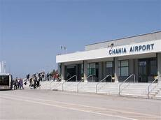 chania airport on top of arrivals in january cretepost gr