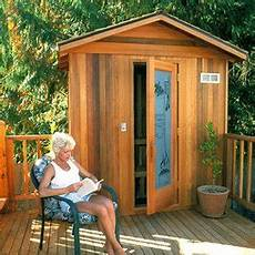 Best Outdoor Sauna For Sale 2019 Infrared Barrel Or