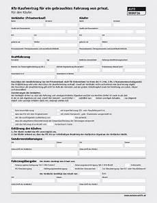 autoscout24 kaufvertrag fill printable