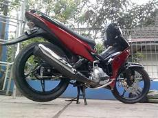 Modif Jupiter Mx Lama by Med3 Modifikasi Jupiter Mx