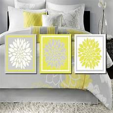 Etsy Yellow And Gray Bathroom by Yellow Gray Wall Bathroom Wall Decor Bedroom