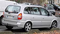 213 Avis Sur L Opel Zafira 1999 2005 Cela Devrait