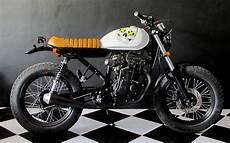 Honda Tiger Japstyle by Custom Motorcycle Gallery Island Motorcycles