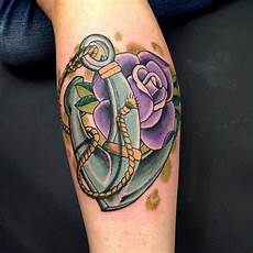 95 best anchor tattoo designs meanings love of the