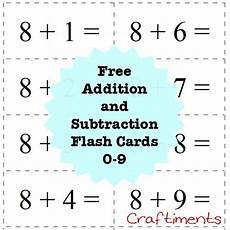 basic math facts flash cards printable 10796 math activity and free printable flash cards