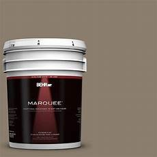 behr marquee 5 gal 720d 5 mocha accent flat exterior paint 445305 the home depot