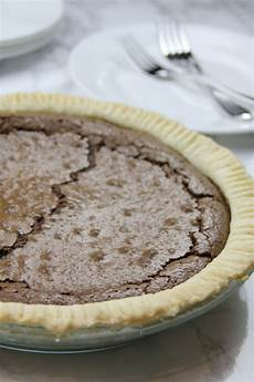fudge pie easy and amazing southern food and