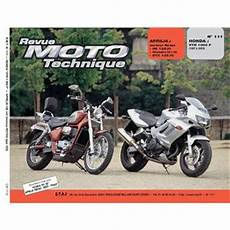 Revue Moto Technique 111 2 Honda 1000 Vtr Aprilia 125 Rs