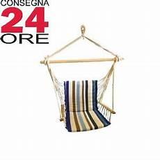 sedia amaca amaca sedia poltrona sospesa con braccioli giardino da