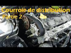 courroie de distribution 3008 clio rs1 remplacement courroie de distribution partie 2