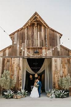 An Elevated Barn Wedding At A Ranch On California S Central Coast