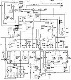 1987 ford f150 wiring diagram free wiring diagram