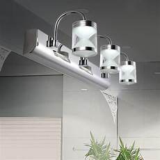 wall mounted light bathroom modern 3 3w led acrylic bathroom front mirror lights toilet wall mounted ls ebay