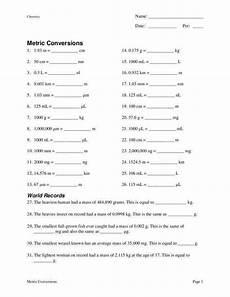 metric measurement worksheets grade 4 1784 metric conversions worksheet homeschooldressage